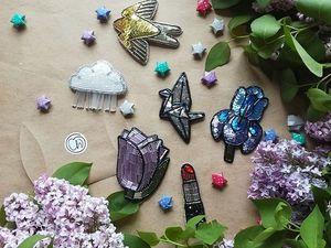 Коллекция дизайнерских аксессуаров! | Ярмарка Мастеров - ручная работа, handmade