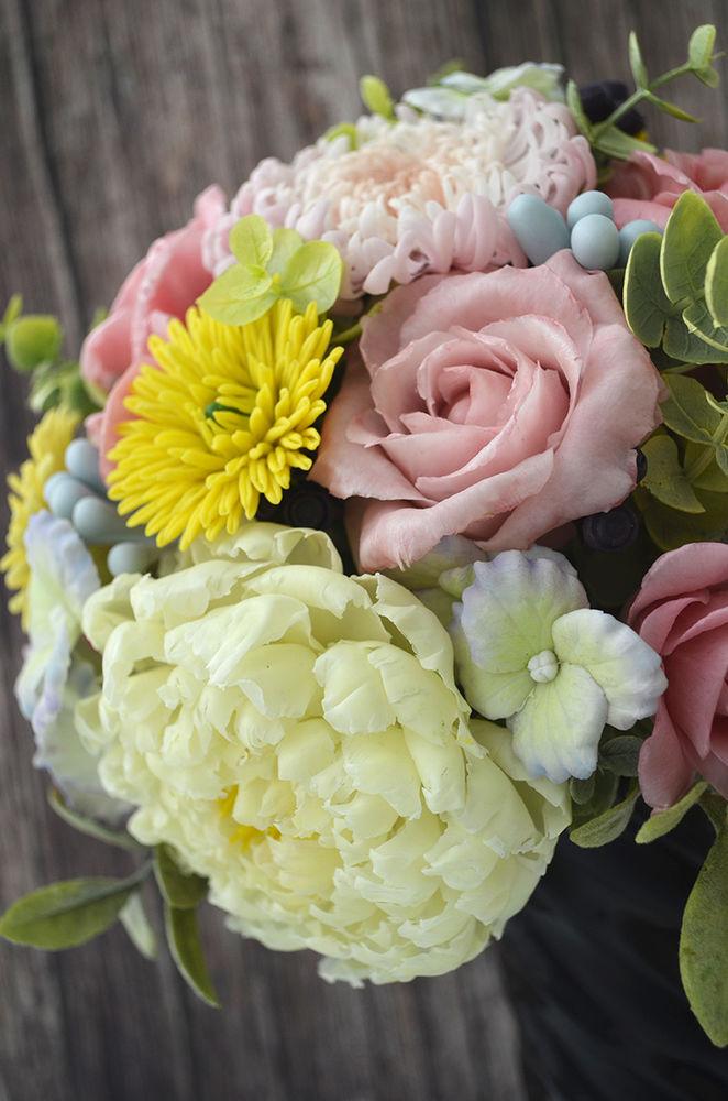 мастер-класс, раменское, цветы ручной работы
