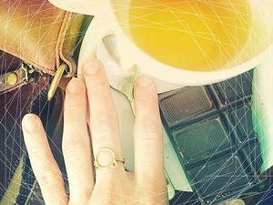 Пайка кольца с котиком | Ярмарка Мастеров - ручная работа, handmade