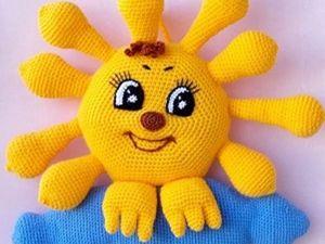 Солнечное настроение. | Ярмарка Мастеров - ручная работа, handmade