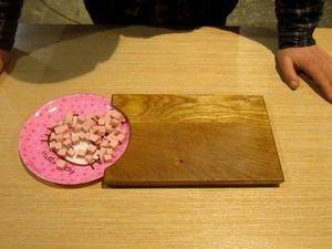 Мастерим разделочную доску под тарелку. Ярмарка Мастеров - ручная работа, handmade.