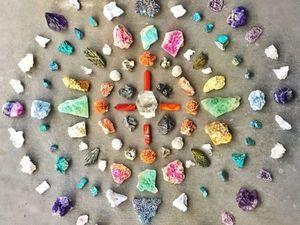 Расстановка на природных камнях. Ярмарка Мастеров - ручная работа, handmade.