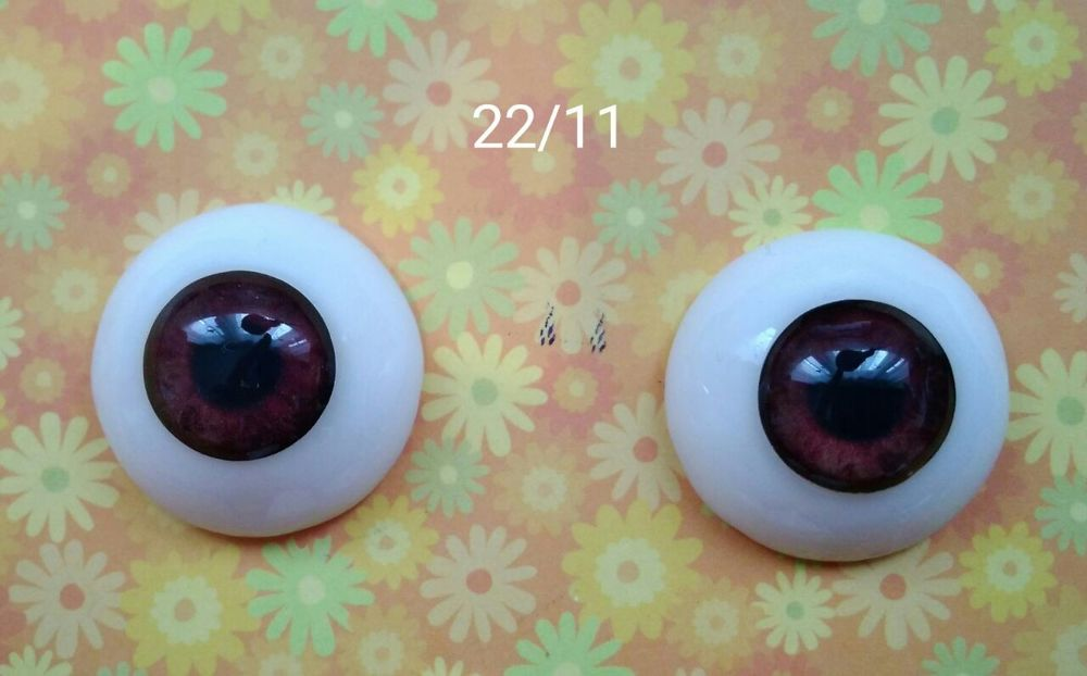 глаза для игрушек, материалы для кукол