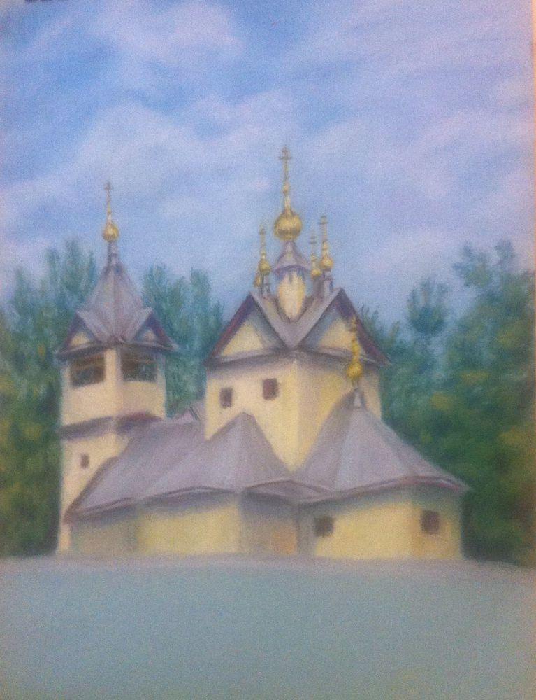 церковь, святыня