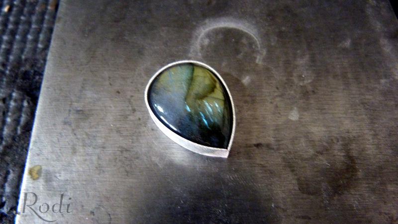 металлическая глина