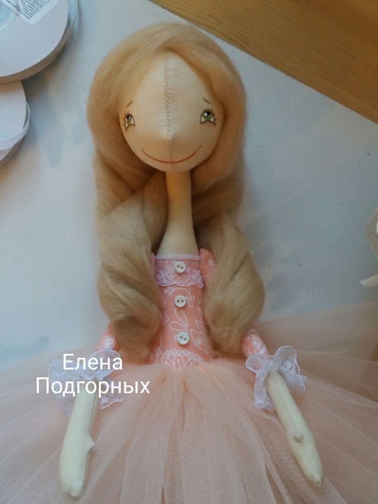 игрушка в подарок, феечка, интерьерная кукла, для интерьера