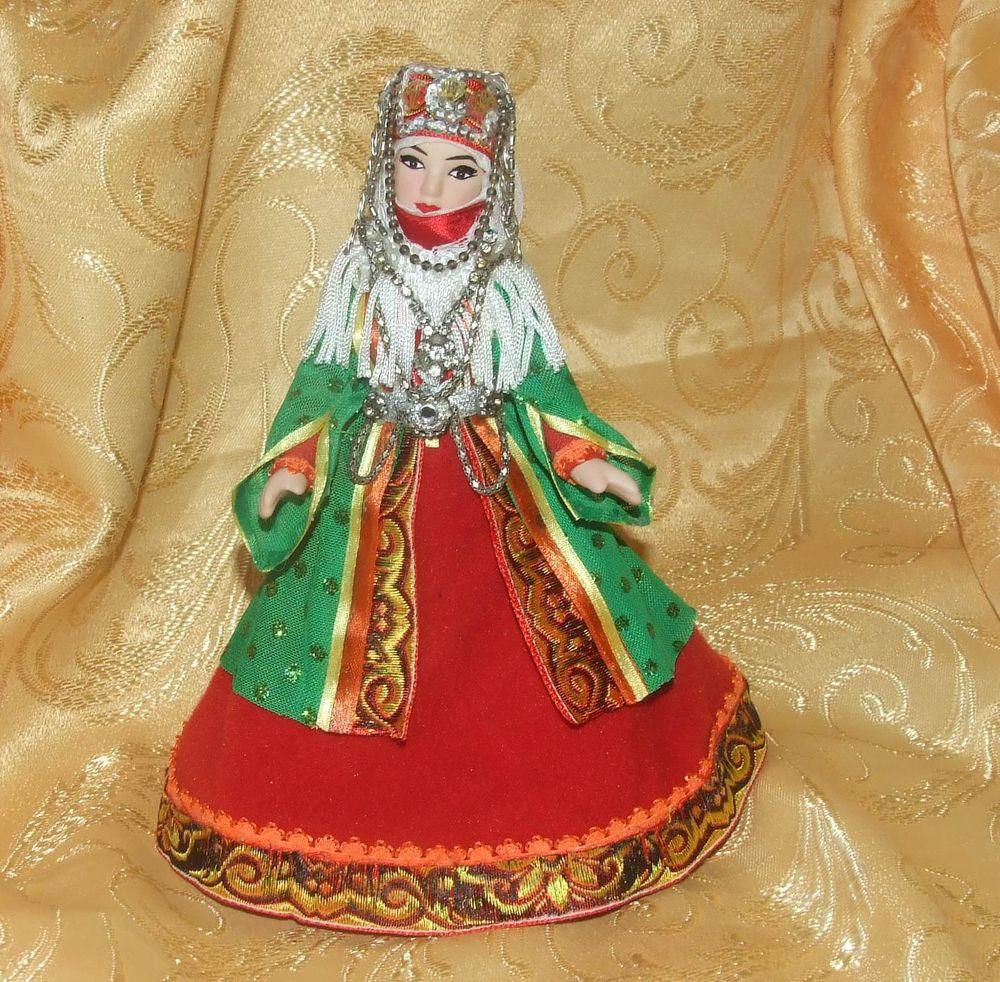осетинский костюм