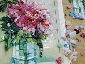 Украшение интерьера мозаикой. Ярмарка Мастеров - ручная работа, handmade.