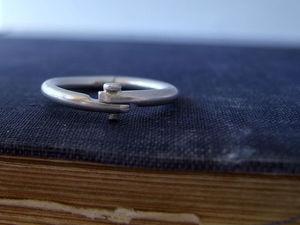 Обручальное кольцо. Ярмарка Мастеров - ручная работа, handmade.