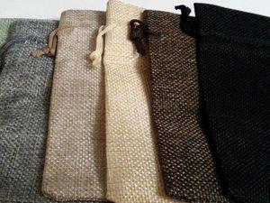 Холщовые мешочки в наличии для поштучной продажи. Ярмарка Мастеров - ручная работа, handmade.