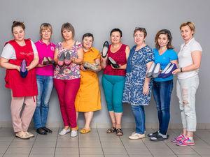 Фотоотчет о мастер-классе в Москве по кожано-валяным туфелькам. Ярмарка Мастеров - ручная работа, handmade.