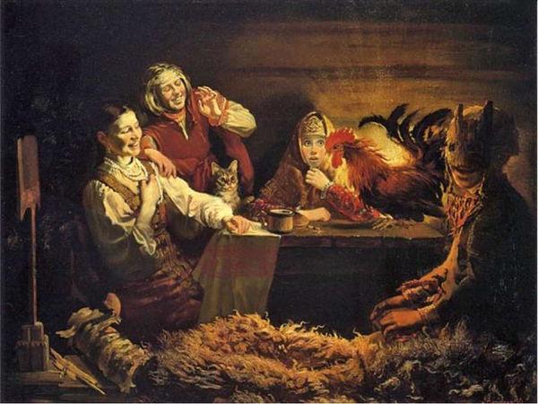 Шуточные святочные гадания для семейного праздника | Ярмарка Мастеров - ручная работа, handmade