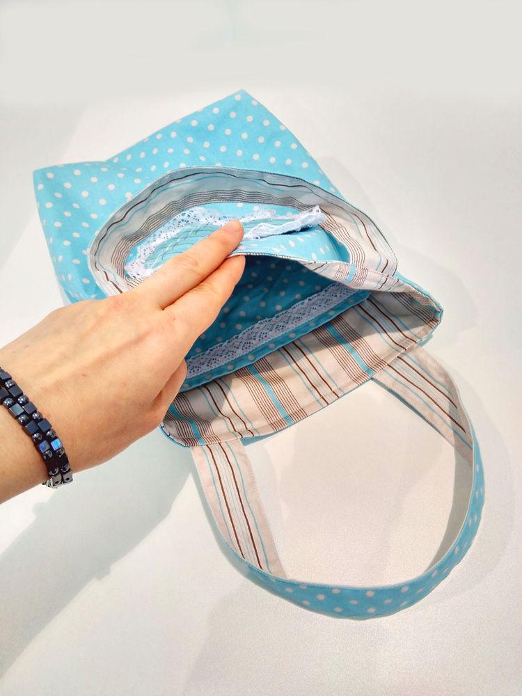 эко-сумка, учим шить сумку, практичная сумка