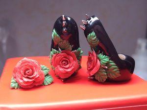 Розовый сад Камелии. Ярмарка Мастеров - ручная работа, handmade.