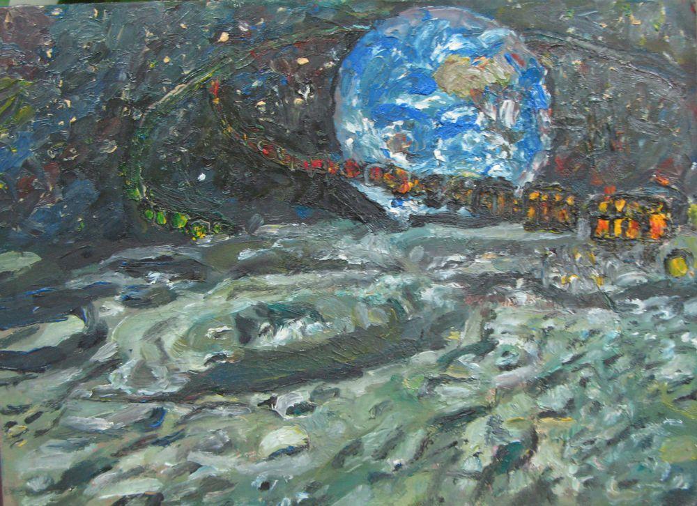 аукцион сегодня, 23 февраля, картина, картина в детскую