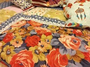 Предновогодний обмен. Чудесные одеялки!. Ярмарка Мастеров - ручная работа, handmade.