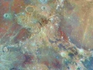 Реальное Фото Луны. Ярмарка Мастеров - ручная работа, handmade.