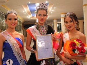Земфира удостоена титула «Мисс Азия-2017»(демонстрировала мою блузочку