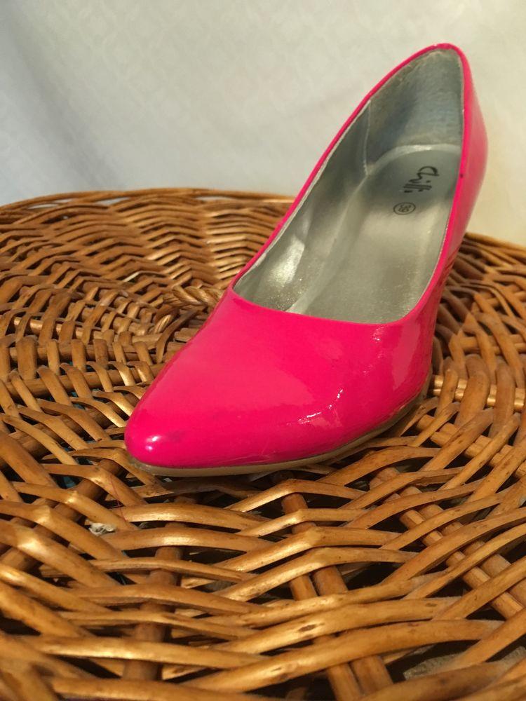 розовый флуоресцентный