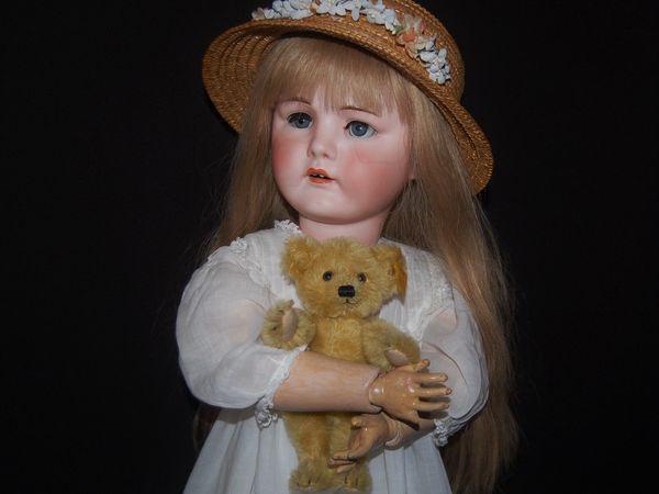 Антикварная, характерная куколка Bebe Elite, Max Handwerk | Ярмарка Мастеров - ручная работа, handmade