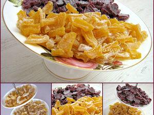 Кулинарные рецепты! Мармелад! Цукаты! | Ярмарка Мастеров - ручная работа, handmade