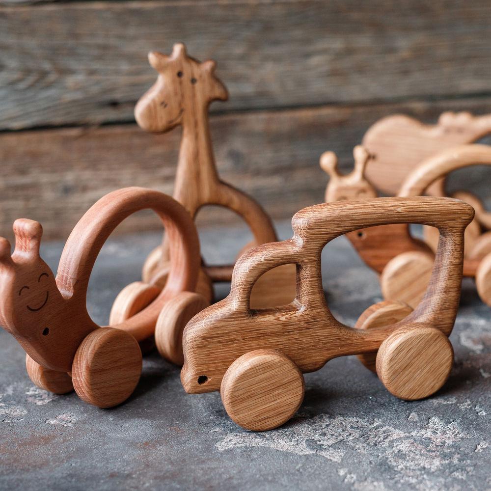 куклы и игрушки, игрушки зверюшки, игрушки из бука, подарок мальчику