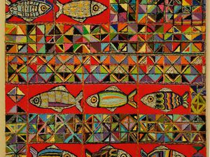 Гобеленовая вышивка с Маро Ломтатидзе | Ярмарка Мастеров - ручная работа, handmade