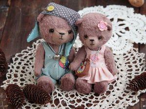 Новые мишки Тедди в магазине. Ярмарка Мастеров - ручная работа, handmade.