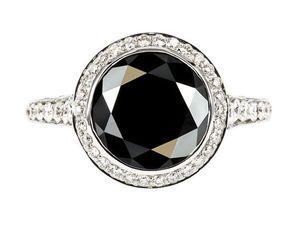 Красота «бриллиантовой» огранки в ювелирных украшениях: 20 роскошных колец. Ярмарка Мастеров - ручная работа, handmade.