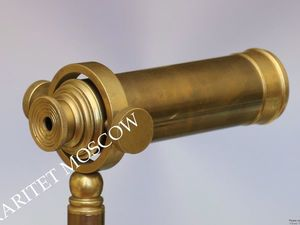 Подзорная труба телескоп бинокль бронза латунь 1. Ярмарка Мастеров - ручная работа, handmade.