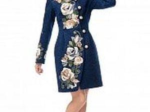 Распродажа синих пальто. Неожиданная.... Ярмарка Мастеров - ручная работа, handmade.