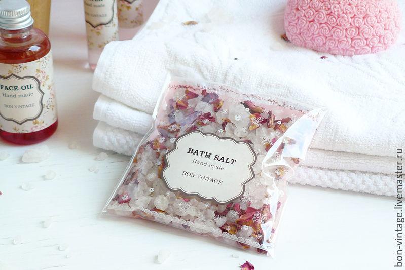 соль для ванны, розы, лепестки роз, снова в продаже