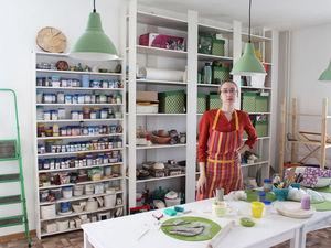 Мастерская керамики: мой опыт организации рабочего пространства. Ярмарка Мастеров - ручная работа, handmade.