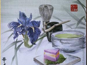 Японская чайная церемония в Москве 9-10.06.18. Ярмарка Мастеров - ручная работа, handmade.