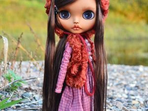 Misha. New Girl. Custom Blythe. Ярмарка Мастеров - ручная работа, handmade.