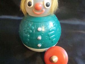 Новинки ко дню святого Николая: винтажные советские игрушки | Ярмарка Мастеров - ручная работа, handmade