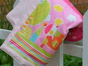 ЛОТЕРЕЯ!!! Детское одеяло/покрывало за 100 рублей!!!. Ярмарка Мастеров - ручная работа, handmade.