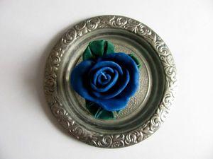 Роза-свеча. Ярмарка Мастеров - ручная работа, handmade.