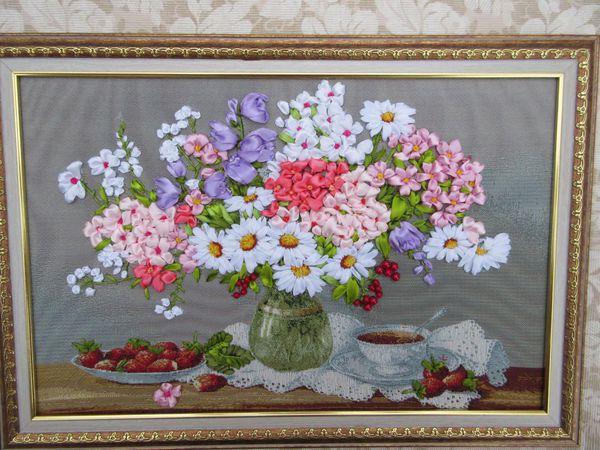 Полевые цветы в интерьере!!! | Ярмарка Мастеров - ручная работа, handmade