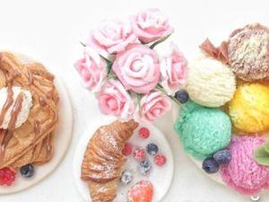 Видео мастер-класс: ягоды из полимерной глины для украшения десертов. Ярмарка Мастеров - ручная работа, handmade.