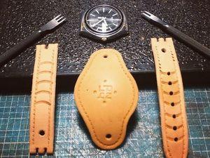 Необычные часы  (рабочий процесс...). Ярмарка Мастеров - ручная работа, handmade.