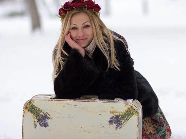 История одного лавандового чемодана | Ярмарка Мастеров - ручная работа, handmade