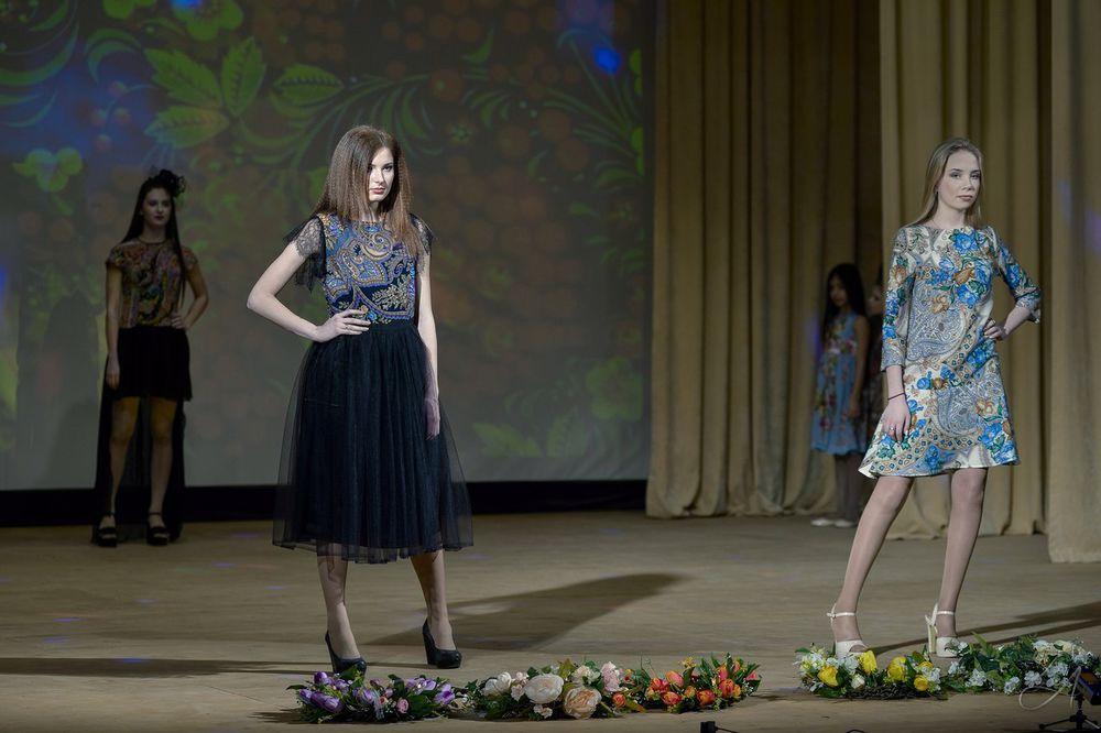 одежда на заказ, русский стиль