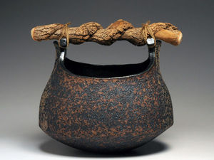 Богатство текстур в работах американской керамистки Ginny Marsh. Ярмарка Мастеров - ручная работа, handmade.