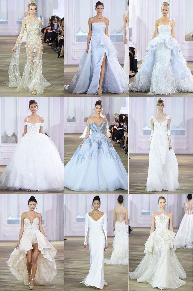 Неделя свадебной моды в Нью-Йорке: 100 лучших подвенечных платьев, фото № 7
