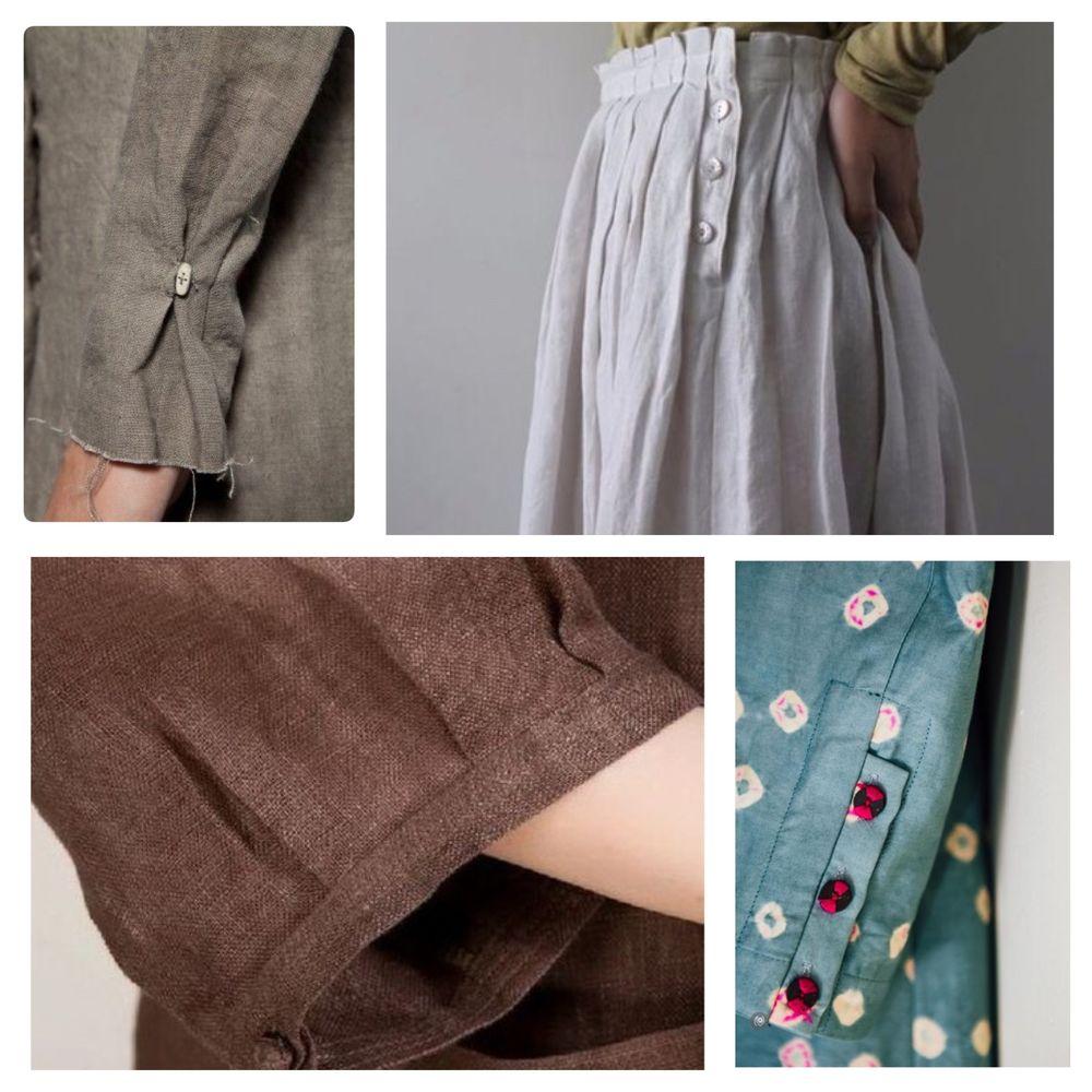 Детали решают все, или Превращаем обычную одежду в арт-объект, фото № 11