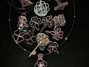 Скоро новая коллекция кельтских украшений ко дню Святого Патрика | Ярмарка Мастеров - ручная работа, handmade