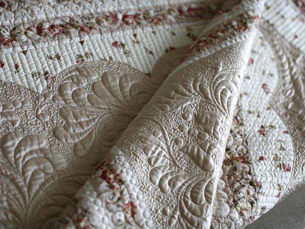 Learn the Art of Quilting. A Delicate