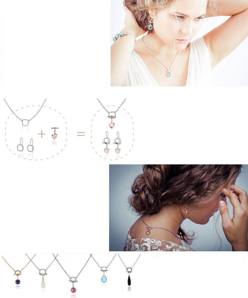 diamare, колье, комплект, серебро, серьги, подвеска, сотуар, украшение, ювелирное украшение, вечерний микс, серебряные серьги, серебряное колье, серебряная подвеска, шарм, шармы, браслет, пандора, серебро 925, полудрагоценные камни, камни