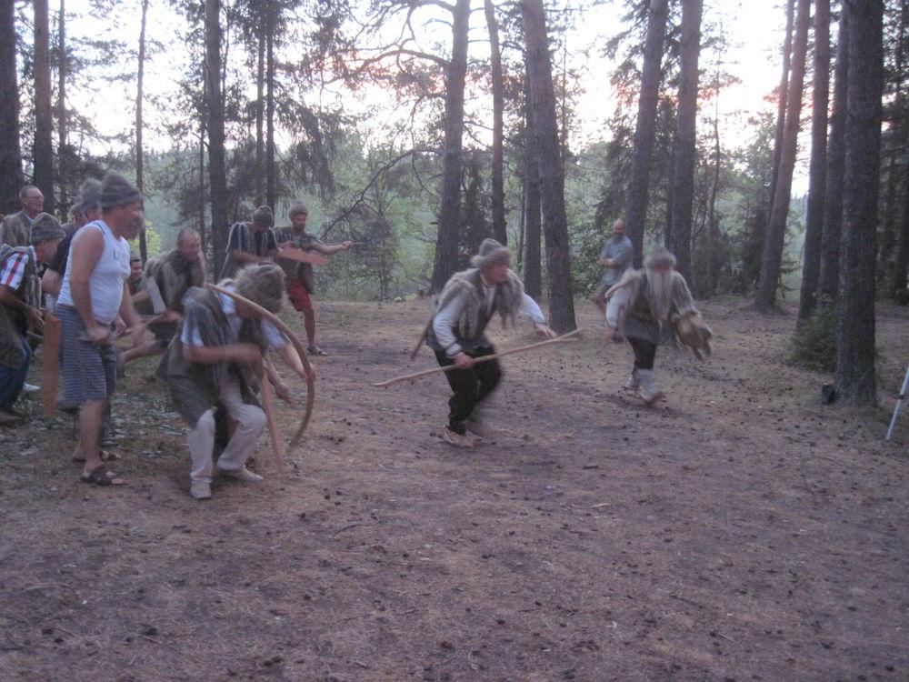 Об участии в международном фестивале деревянной скульптуры., фото № 24
